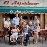 La familia Gómez Sanabria frente a El Asturiano en 'Amar es para siempre'