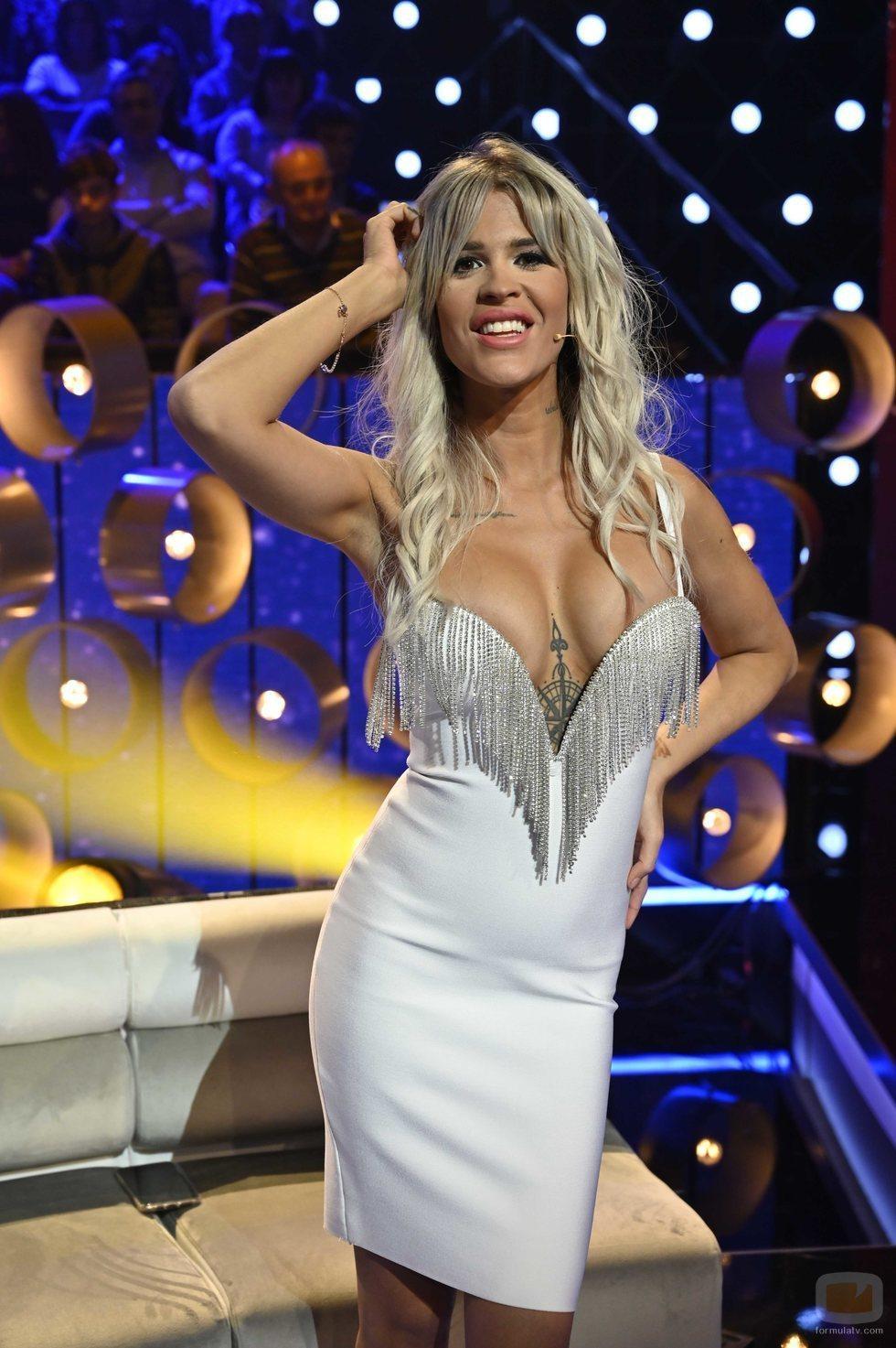 Ylenia en 'GH VIP 7: el debate'