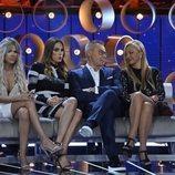 Jordi González habla con Belén Esteban en 'GH VIP 7: el debate'
