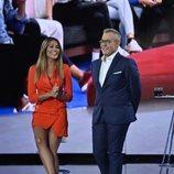 Lara Álvarez y Jordi González en 'GH VIP 7: el debate'