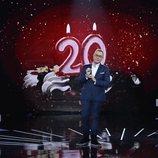 Celebración del veinte aniversario de 'Gran Hermano' en 'GH VIP 7: el debate'