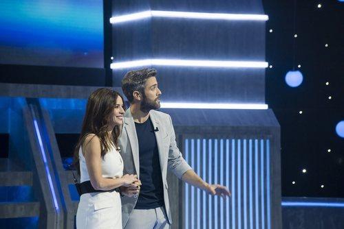 Roberto Leal y Paula Prendes en 'Vaya crack'