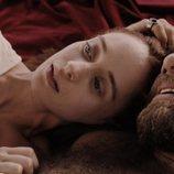 Elena Rivera y Carlos Serrano en 'Inés del alma mía'