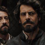 Eduardo Noriega e Ismael Martínez en 'Inés del alma mía'