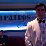 Javier Rey da vida a 'Malpica' en 'Hache'