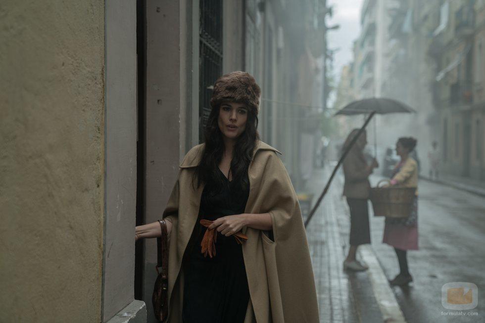 Adriana Ugarte es la protagonista de 'Hache'