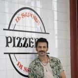 Ettore Colombo es Paolo Giordano en 'Mercado central'
