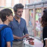 Jesús Olmedo como Jorge Santos en 'Mercado central'
