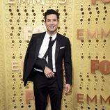 Mario Lopez, en la alfombra roja de los Emmy 2019
