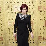 Sharon Osbourne, en la alfombra roja de los Emmy 2019