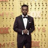 William Jackson Harper, en la alfombra roja de los Emmy 2019