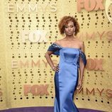 Ryan Michelle Bathe, en la alfombra roja de los Emmy 2019