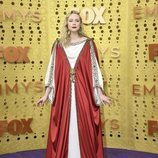 Gwendoline Christie, en la alfombra roja de los Emmy 2019