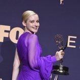 Julia Garner, ganadora del Emmy 2019 a mejor actriz de reparto de drama