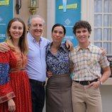 La familia Gómez Sanabria en 'Amar es para siempre'