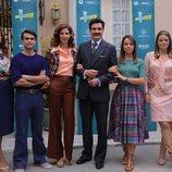 La familia Ordoñez en 'Amar es para siempre'