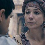 Paloma Bloyd en la segunda temporada de 'The Outpost'