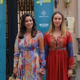 Paula Usero y Carol Rovira en 'Amar es para siempre'