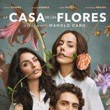 Póster oficial de la segunda temporada de 'La casa de las flores'