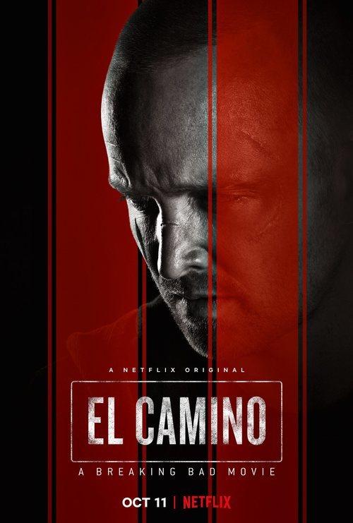 Póster de 'El Camino: Una Película de Breaking Bad'