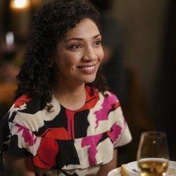 Jasika Nicole en la tercera temporada de 'The Good Doctor'
