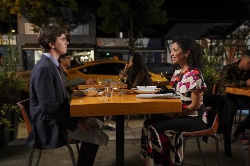 Shaun y Carly tienen una cita en la tercera temporada de 'The Good Doctor'