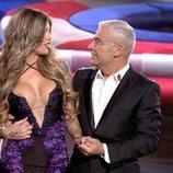 Nuria Martínez muestra un pezón por un descuido en 'GH VIP 7'
