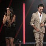 Noemí Salazar es salvada frente a Hugo Castejón, en la Gala 4 de 'GH VIP 7'