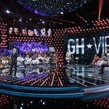 El plató de 'GH VIP 7' durante  la Gala 4