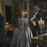 Helen Mirren junto a parte del reparto de 'Catalina la Grande'
