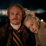 Helen Mirren y Jason Clarke en 'Catalina la Grande'
