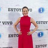 Aitana Sánchez-Gijón en el preestreno de 'Estoy vivo 3'