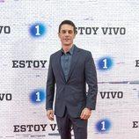 Alejo Sauras es la premiere de la tercera temporada de 'Estoy vivo'