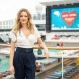 Yulia Demoss, camarera de 'First Dates Crucero'