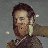Póster individual de Baeza para la segunda temporada de 'La peste'