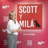 Mercedes Milá presenta la segunda temporada de 'Scott y Milá'