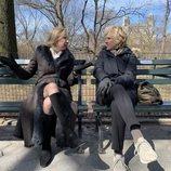 Mercedes Milá viaja a Nueva York para hablar de amor en 'Scott y Milá 2'