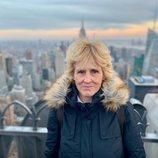 Mercedes Milá, en lo alto de Nueva York en 'Scott y Milá 2'