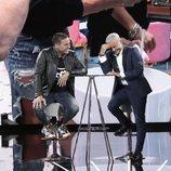 Dinio hace reír a Jorge Javier Vázquez en la Gala 5 de 'GH VIP 7'