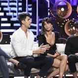 Diego Matamoros y Sofía Suescun en la Gala 5 de 'GH VIP 7'