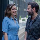 Miquel Fernández y Cristina Plazas son Sergio y Rebeca en 'El nudo'