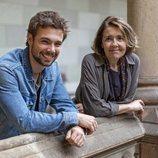 Pol Rubio y María Bolaño en 'Merlí: Sapere Aude'
