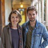 María Bolaño y Pol Rubio sonríen en 'Merlí: Sapere Aude'