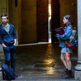 Pol y Oti en un día de lluvia en 'Merlí: Sapere Aude'