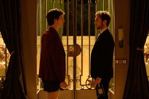 Rai y Pol en 'Merlí: Sapere Aude'