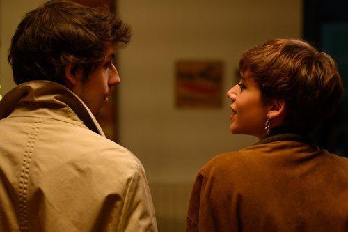 Rai y Minerva charlan en 'Merlí: Sapere Aude'
