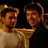 Pol y Rai, protagonistas de 'Merlí: Sapere Aude'