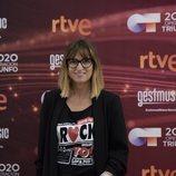 Noemí Galera, en el casting de Barcelona 'OT 2020'