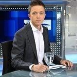 Íñigo Errejón, en 'Informativos Telecinco'