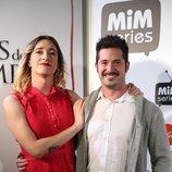 Abril Zamora y Carlos del Hoyo presentan 'Señoras del (h)AMPA' en los MIM Series 2018